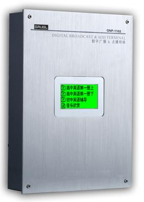 型号:GNP-1102 IP网络点播终端