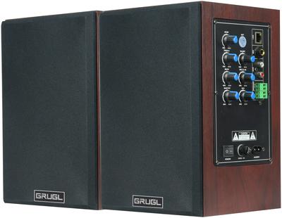 型号:GIP-8814A/8814B/8814C IP网络音箱