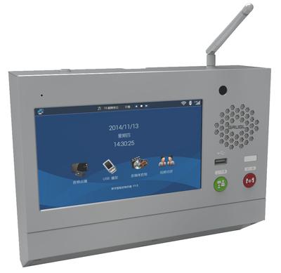 型号:GNP-1102H 智能IP教室终端